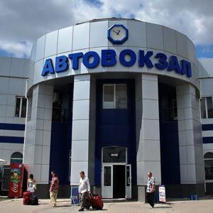Автовокзалы Полушкино