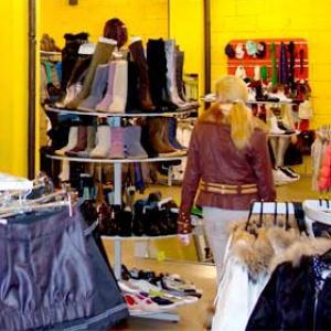 Магазины одежды и обуви Полушкино