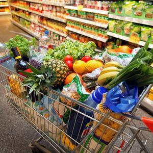 Магазины продуктов Полушкино