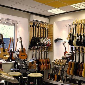 Музыкальные магазины Полушкино