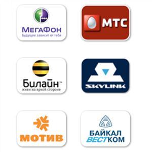 Операторы сотовой связи Полушкино