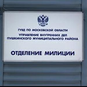 Отделения полиции Полушкино
