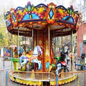 Парки культуры и отдыха Полушкино