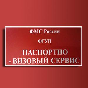 Паспортно-визовые службы Полушкино