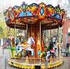 Парки культуры и отдыха в Полушкино