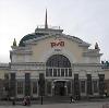 Железнодорожные вокзалы в Полушкино