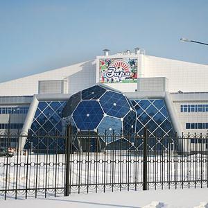 Спортивные комплексы Полушкино
