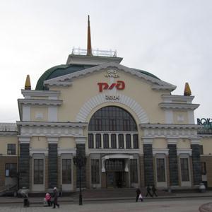 Железнодорожные вокзалы Полушкино